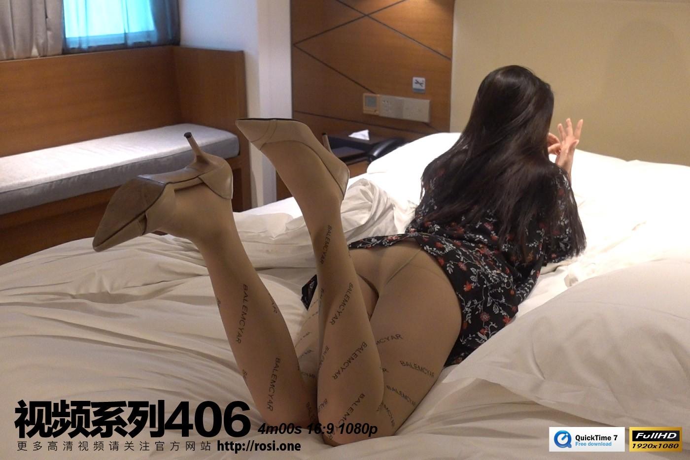 视频406套装 衣服+丝袜